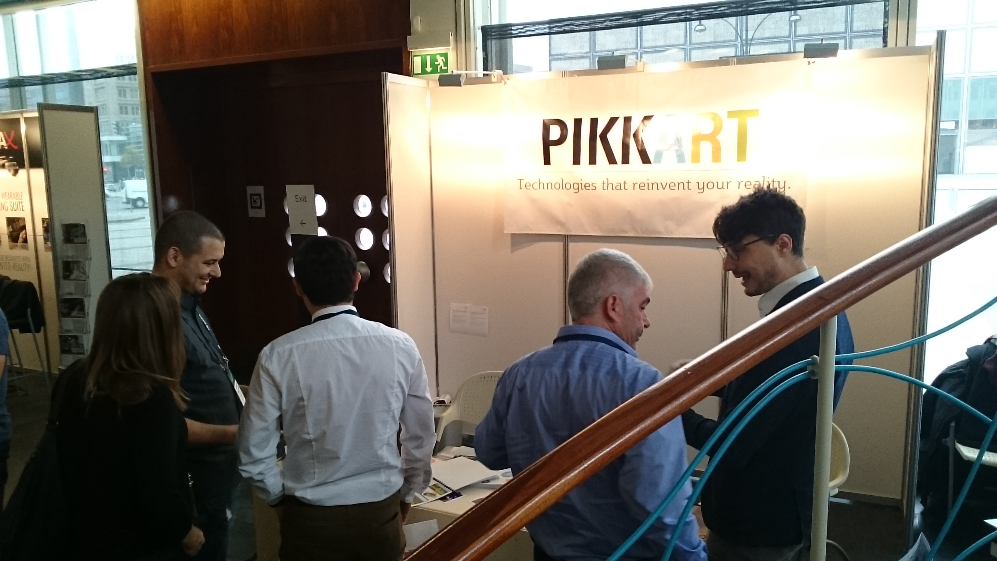 Augmented Reality SDK_Pikkart_AWE EUROPE